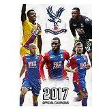 2017 Calendar - Crystal Palace F.C