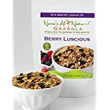 Nana's All Natural - Berry Luscious - 12 Oz Granola With Dried Cranberries, Blueberries And Raspberries