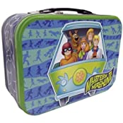 Scooby-Doo Mystery Machine Tin Tote Lunch Box