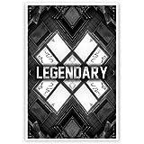 PosterGuy Legendary Photography Art Illustration Poster (A4)