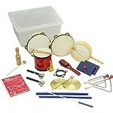 Rhythm Band Deluxe Rhythm Band Sets Rb45 - 15 Student Kit