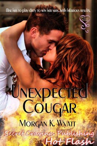 Book: Unexpected Cougar (Hot Flash) by Morgan K. Wyatt