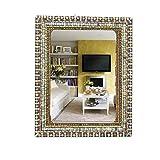 Venetian Design Rectangular Mosaic Mirror