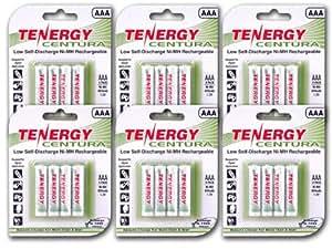 Amazon.com: Tenergy Centura AAA Low Self-Discharge LSD