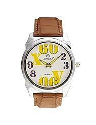 ADAMO Designer Mens Gents Wrist Watch AD1100Y