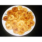 Fried Ripened Banana Chips - 400 Gm ( Home Made)- Sweet Banana Chips ( Free Home Delivery)