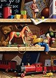 Toy Shelf 300 Piece Large Format Puzzle