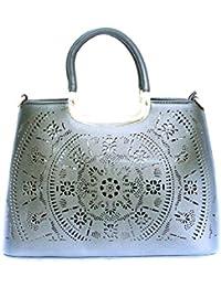 JBLUES Women GOLD PU Handbag