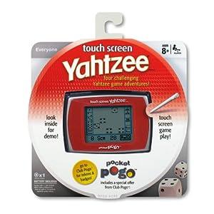 Click to buy POGO Yahtzee Touch Screen  from Amazon!