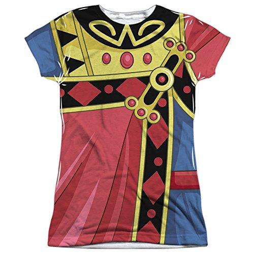 Voltron Zarkon Costume Juniors/Women's Shirt