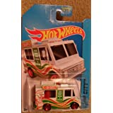 Hot Wheels ICE CREAM TRUCK Hw City 9/250 New In Package Rare Item