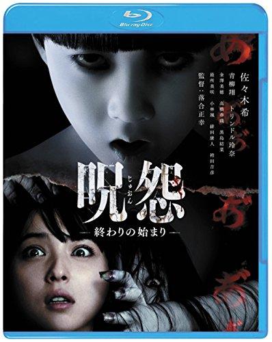 呪怨 —終わりの始まり— [Blu-ray] -