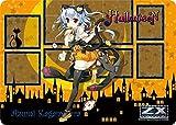 Azumi Kagamihara Halloween Z/X Ignition Character Rubber Card Game Play Mat Anime Girl Cosplay Costume Zillions of Enemy X Illust. Takuya Fujima