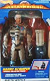 8 Bruce Willis As Harry Stamper in Spacesuit with Space Helmet Special Collector Figure - Hot Wheels Touchstone Pictures Armageddon Collection by Mattel