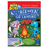 Educational Insights Hot Dots Jr. Story Books Ace & Kat Go Camping, Set Of 6