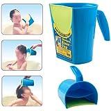 Toogoo(R) Baby Child Wash Hair Eye Shield Shampoo Rinse Cup
