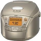 SANYO 圧力IHジャー炊飯器 「おどり炊き」 (5.5合炊) ECJ-IK10(SN)