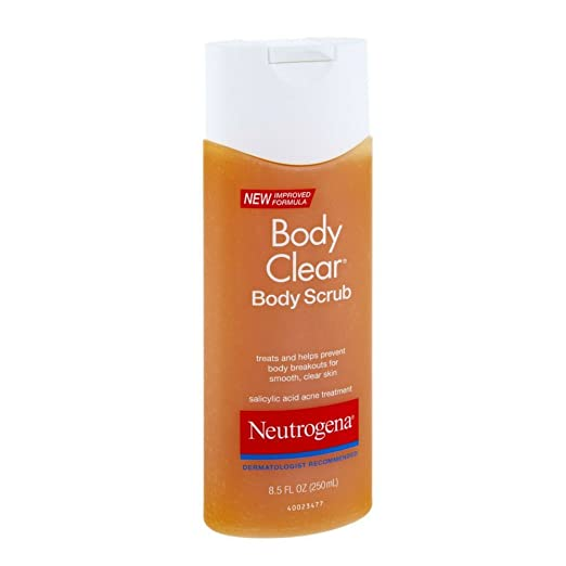 Neutrogena Body Clear Scrub