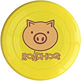 WG Brand Yellow, One Size : WG Unisex OW Roadhog OverRoadhog Watch Video Game Character Logo Outdoor Game Frisbee Game Room Yellow