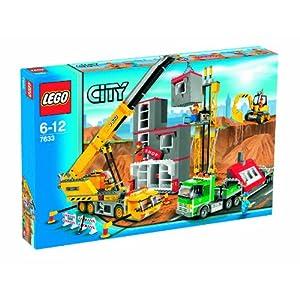 Lego Spielzeug zu Weihnachten?! LEGO City Baustelle für 61,99 € inkl. Versandkosten