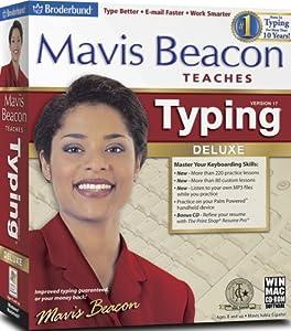 Amazon.com: Mavis Beacon Teaches Typing Deluxe V17
