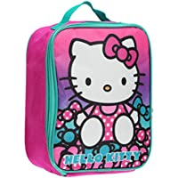 Hello Kitty Insulated Lunch Bag - Lunch Box