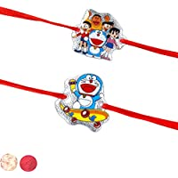 Set Of Two Kids Rakhi