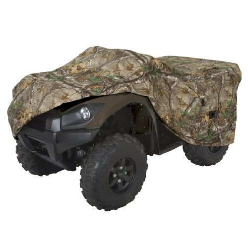 Classic Accessories 15-066-064704-00 Realtree XTRA Camo XX-Large Deluxe ATV Storage Cover