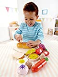 Hape - Playfully Delicious - Chef's Choice Food Play Set