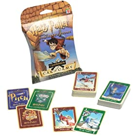 Click to buy Quidditch Card Game: Harry Potter and the Sorcerer's Stone from Amazon!