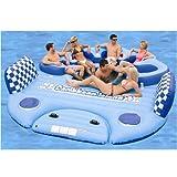 Sofina Caribbean Island - Big Recreational Inflatable Floating Island!