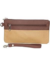 Style98 100% Leather Unisex Multi Purpose Toiletry Bag||Toiletry Kit||Toiletry Pouch||Handbag||Travel Toiletry... - B071HQPLB4