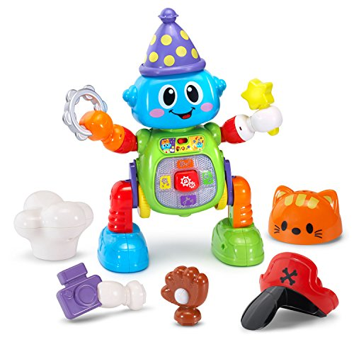 VTech Bizzy the Mix and Move Bot