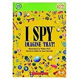 LeapFrog Tag Activity Storybook I SPY Imagine That!