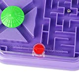 SainSmart Jr. Labyrinth Marble Maze Puzzle Game Race Course Timing Birthday Holiday Present