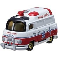 ディズニートミカモータースDM31 ワームン アンビュランス ミッキーマウス