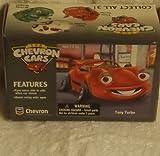 Complete 3 Piece Set Chevron Cars Sam Sedan, Tony Turbo & Wendy Wagon 1996