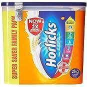 Horlicks Health And Nutrition Drink - 2Kg Refill Pack (Classic Malt)