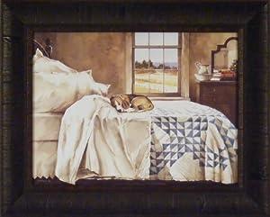 Amazon.com: Home Alone by John Rossini 17x21 Dog Beagle