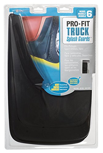 RoadSport 6416 Pro Fit Truck/SUV/Van Splash Guard