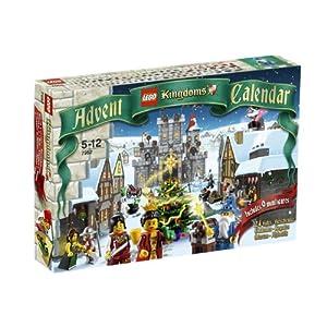 Adventskalendertipp: Lego Kingdoms für 16,99 € zzgl. Versandkosten !