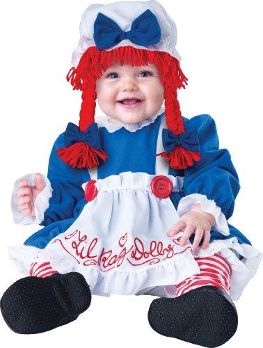 Baby Girl's Rag Doll Costume