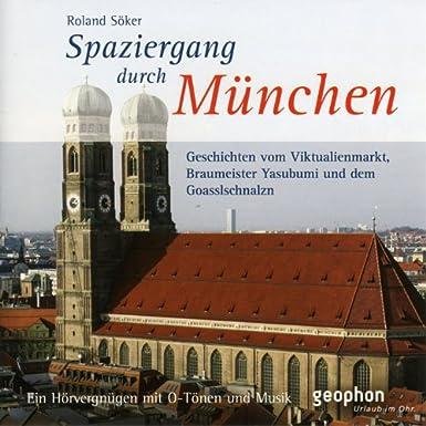 Spaziergang durch München: Geschichten über den Viktualienmarkt, Braumeister Yasubumi und dem Goasslschnalzn.