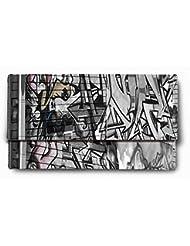 Sleep Nature's Animation Arts Black And White Printed Ladies Wallet