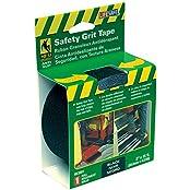 "Incom RE3951 Gator Grip Black Grit 2"" X 15' Anti Slip Non Skid Safety Tape"
