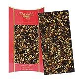 Chocholik Belgium Chocolates Crushed Smoked Almond Bar