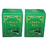 Shangrila Green Tea - 250 Gm Each (Pack Of 2)