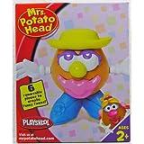 Mini Mrs Potato Head Yellow Hat Figure