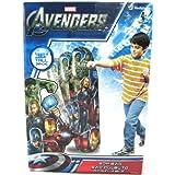 Marvel Avengers Bop Bag Inflatable Youth Kids Punching Bag Thor Iron MAN Hulk Captain America