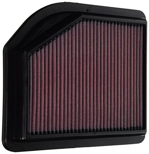 K&N 33-2477 High Performance Replacement Air Filter